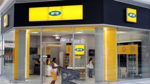 MTN announced a major sales increase during the coronavirus pandemic.