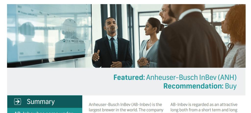FNB Share Investor market insights