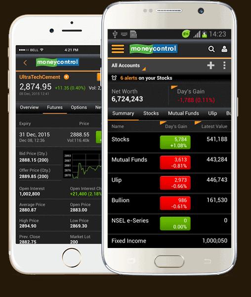 Demo account stock trading app