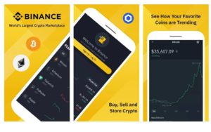 Binance Mobile App