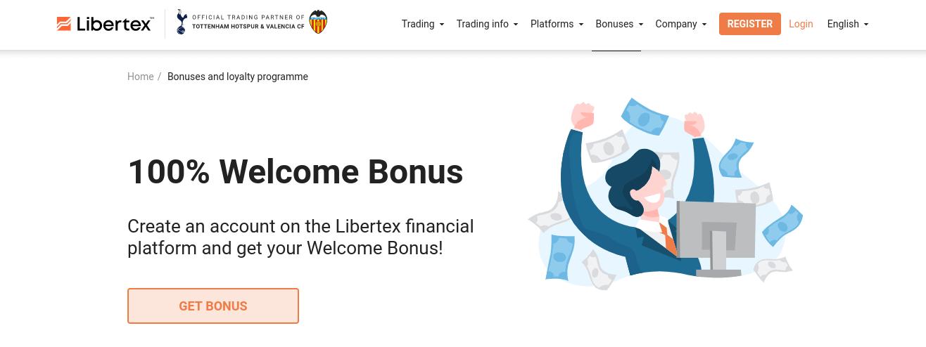 libertex best no deposit bonus brokers south africa
