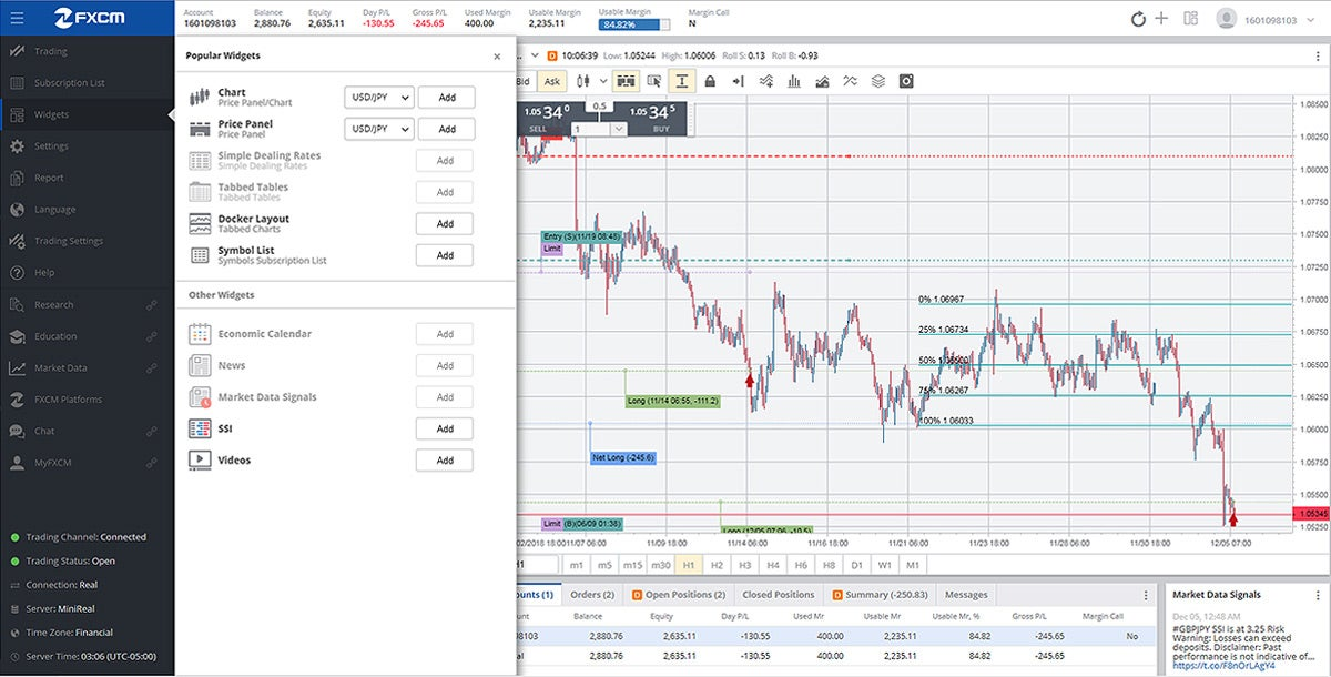 FXCM how to join