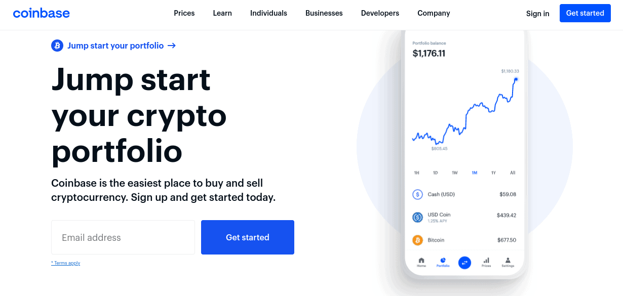 coinbase review 2021